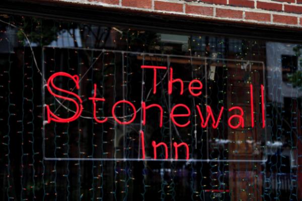 Stonewall Inn Neon